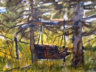 cottage swing